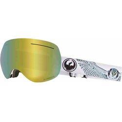 gogle snowboardowe DRAGON - Dr X1 Three Prey Llgoldion+Llamber (003) rozmiar: OS