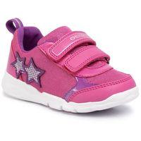 Półbuty i trzewiki dziecięce, Sneakersy GEOX - B Runner G. C B02H8C 01402 C8370 S Fuchsia/Violet