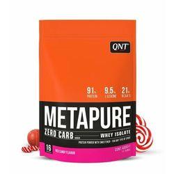 Odżywka białkowa QNT METAPURE ZERO CARB 480g - Red Candy