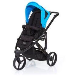ABC DESIGN Wózek dziecięcy Cobra plus black-water, stelaż black / siedzisko black