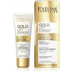 Eveline Gold Lift Expert Krem-serum na twarz,szyję i dekolt 40ml - Eveline OD 24,99zł DARMOWA DOSTAWA KIOSK RUCHU