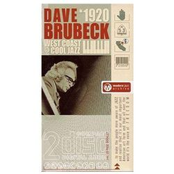 Brubeck, Dave - Modern Jazz Archive - West Coast Cool Jazz (for All We Know / Take Five)