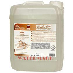 Mocny preparat do czyszczenia podłóg Dolphin Gresol 5l Silny środek do mycia posadzek betonowych, przemysłowych