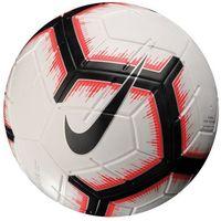 Piłka nożna, Piłka nożna Nike Magia SC3321-100 biało-czerwono-czarna