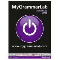 Książki do nauki języka, MyGrammarLab Advanced, Student&#39s Book (podręcznik) plus MyLab for self study (opr. miękka)