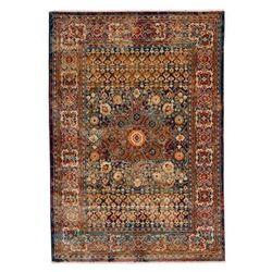 Dywan LOREN orientalny brązowy 120 x 180 cm