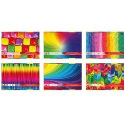 Blok rysunkowy A4 kolorowy + zakładka do książki GRATIS