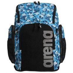 Arena plecak team backpack 45 allover pandas + worek (3468336478127)
