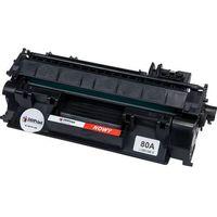 Tonery i bębny, Toner 80A (CF280A) do HP LaserJet Pro 400 M401dn M425dw M425dn / 2700 stron Nowy Zamiennik DD-Print
