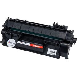 Zgodny z HP 80A CF280A Toner do HP LaserJet Pro 400 M401 M425 2,7k Nowy DD-Print