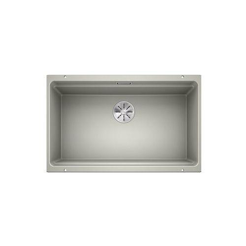 etagon 700-u silgranit puradur perłowoszary, infino, szyny - perłowoszary marki Blanco