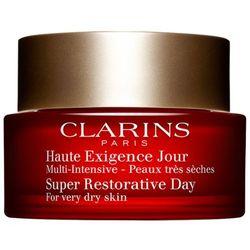 Clarins Odmładzający krem na dzień do skóry bardzo suchej 50 ml Super Restorative - BEZPŁATNY ODBIÓR: WROCŁAW!