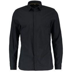 OLYMP No. Six SUPER SLIM FIT Koszula biznesowa schwarz