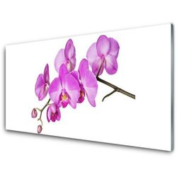 Panel Szklany Storczyk Orchidea Kwiaty