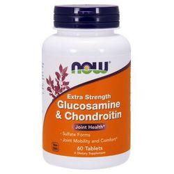Glucosamine & Chondroitin 750mg/600mg 60 tabl.