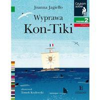 Książki dla dzieci, Czytam sobie - Wyprawa Kon-Tiki (opr. miękka)