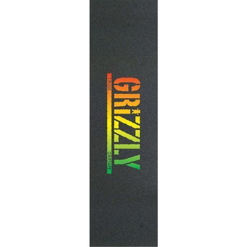 Pozostały skating, grip GRIZZLY - T-Puds Rasta Stamp Grip Rasta (RAST) rozmiar: OS