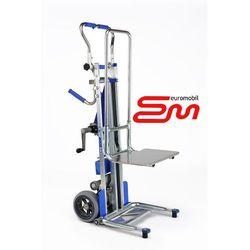 Schodołaz towarowy LIFTKAR SANO SAL 140 FOLD-L + PODNOŚNIK 900mm promocja!