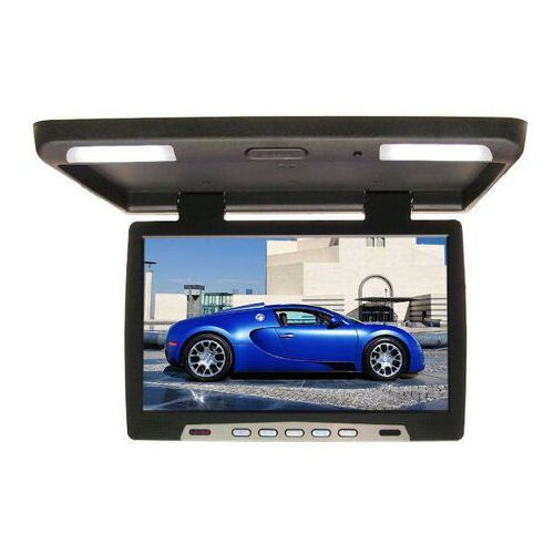 "Monitory samochodowe, NVOX RF2090 BL Monitor podwieszany podsufitowy LCD 20"" cali LED VGA FM IR 12/24V"