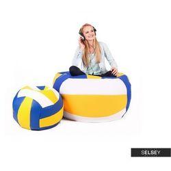 SELSEY Worek Sako Volleyball zestaw dwóch piłek