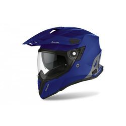 AIROH KASK INTEGRALNY COMMANDER COLOR BLUE MATT