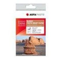 Papiery fotograficzne, AgfaPhoto Photo Inkjet Paper 210g/m 10x15cm 100 arkuszy (AP210100A6) Darmowy odbiór w 21 miastach!