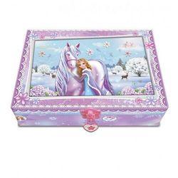 Pecoware Zestaw w pudełku z pamiętnikiem Koń (170176SP). od 6 lat