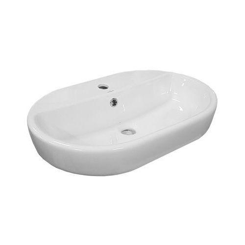 Umywalki, Cersanit Caspia 60 x 42 (K11-0099)
