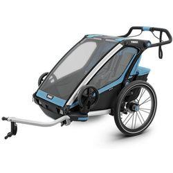 Thule Chariot Sport 2 Przyczepka rowerowa, thule blue/black 2019 Przyczepki dla dzieci