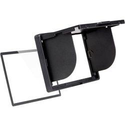 GGS Osłony LCD ochronna i przeciwsłoneczna Larmor GEN5 do Nikon D500