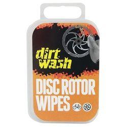 Chusteczki do czyszczenia tarcz hamulcowych Weldtite Dirtwash Disc Rotor Wipes 6 szt.