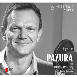 Kubuś Fatalista. Audiobook (płyta CD, format mp3)