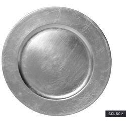 SELSEY Podtalerz srebrny 33 cm
