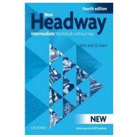 Książki do nauki języka, Headway Intermediate. Ćwiczenia bez Klucza (opr. broszurowa)