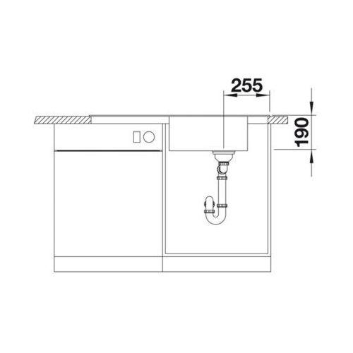 BLANCO MEVIT XL 6 S - Tartufo \ Automatyczny