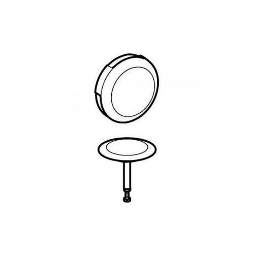 Geberit zestaw wykończeniowy syfonu wannowego, chrom błyszczący 150.221.21.1