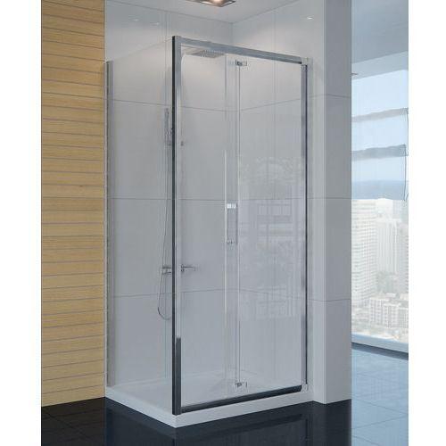 New Trendy Alta kabina prysznicowa 90x90x195, szkło czyste + active shield d-0088a/d-0079b * wysyłka gratis ! 90 x 90 (D-0088A/D-0079B)