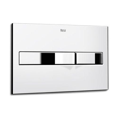 Roca pl2 przycisk dual 3/6l chrom a890096001 (8414329900491)