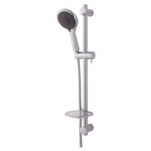 Cooke&lewis Zestaw prysznicowy bilis 4-funkcyjny chrom (3663602950400)