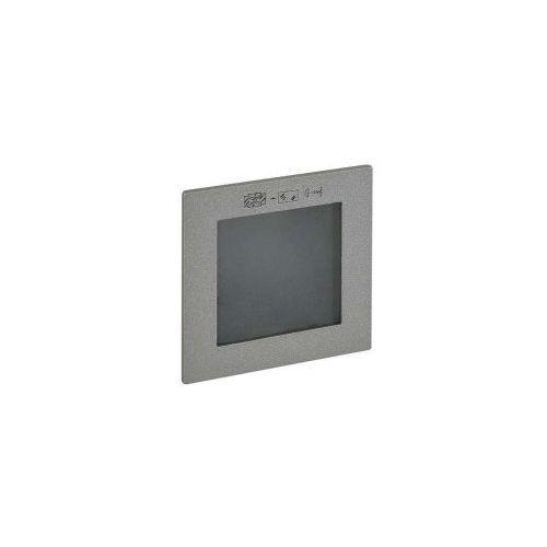 Italux wpust Anselmo srebrny DL-B01/SY (5900644326755)