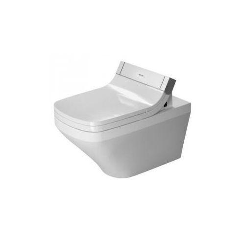 Duravit DuraStyle Miska WC wisząca 37x62 bezrantowa rimless do SensoWashbiała 2542590000