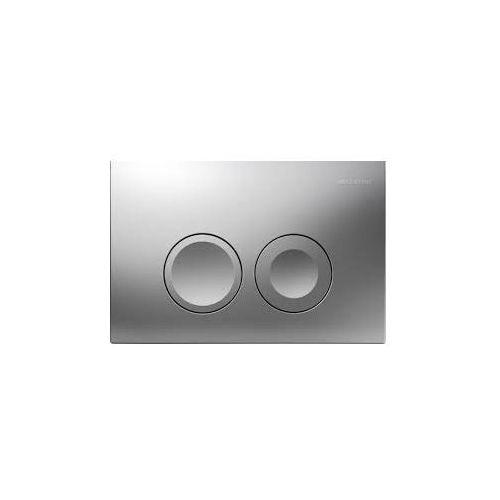 Geberit przycisk uruchamiający geberit delta21, przedni (up100) chrom mat 115.125.46.1