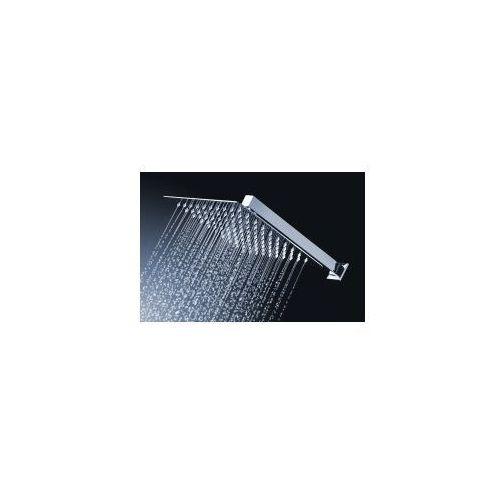Ultra slim square deszczownica kwadratowa 40x40cm, chrom marki Rea
