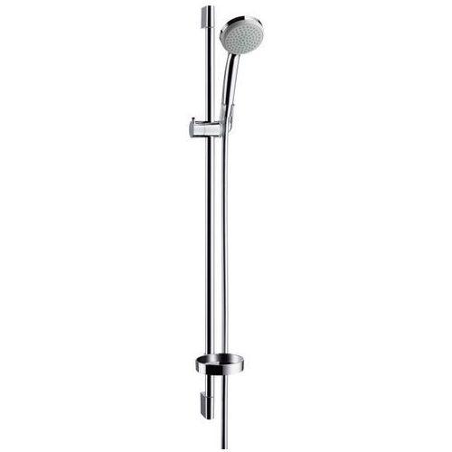 Hansgrohe Zestaw prysznicowy Croma 100 1jet/Unica'C 0,90 m - 27724000, 27724000