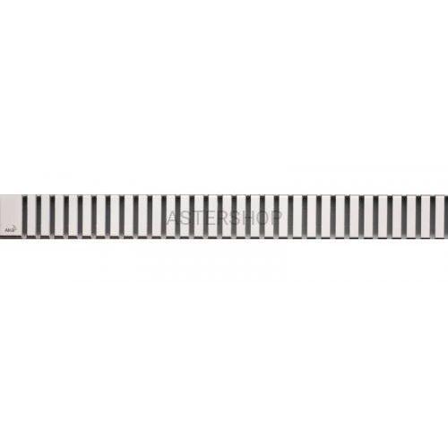 Ruszt do odwodnienia liniowego 300 mm, stal nierdzewna-połysk LINE-300L, LINE-300L