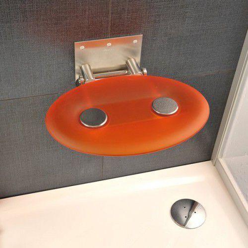 siedzisko prysznicowe ovo p orange (pomarańczowy) b8f0000005 marki Ravak
