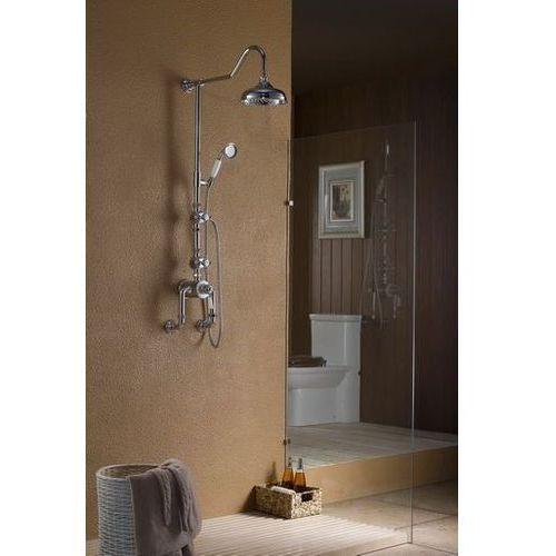 Zestaw BLUE WATER CAL-ZKPN.700C prysznicowy natynkowy