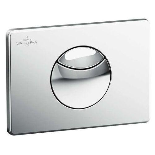 Villeroy&boch przycisk spłukujący e100 chrom viconnect 92248561