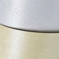 Papier ozdobny ARGO 220g. - floral diament biel