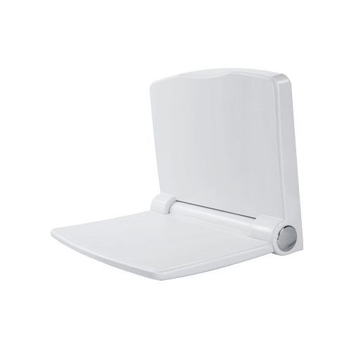 siedzisko prysznicowe yogi1bp kolor biały marki Omnires